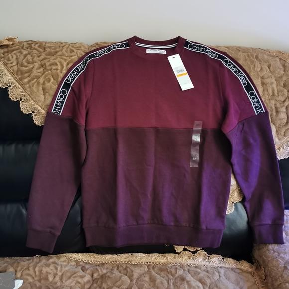 Calvin  Klein Men Sweatshirt